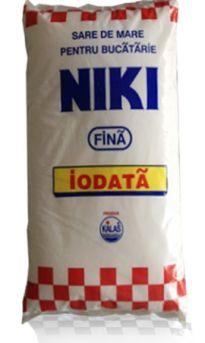 Niki fine salt