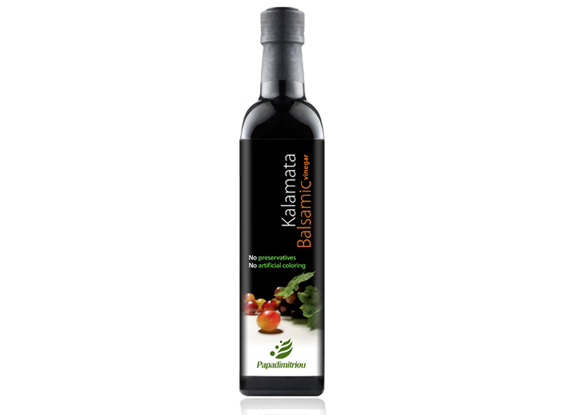 Kalamata Black Balsamic Vinegar