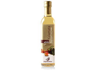 Kalamata White Balsamic Vinegar