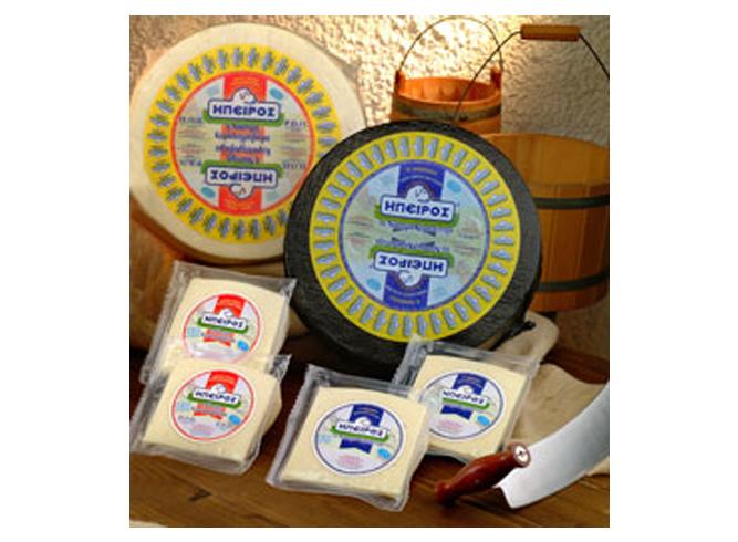 Kefalotyri hard cheese