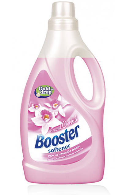 Booster Fabric Softner Sensual Orchid
