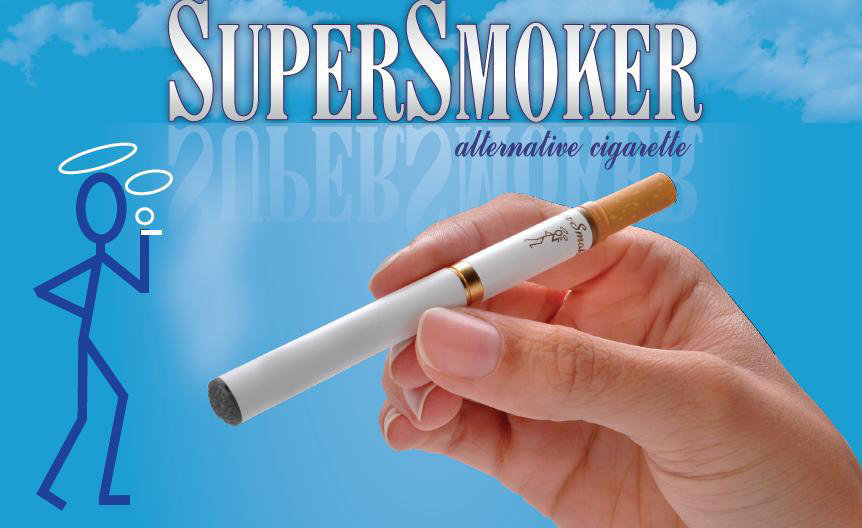 Electronic Cigarette  SuperSmoker Ultimo