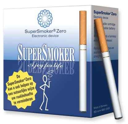 Electronic Cigarette SuperSmoker Zero