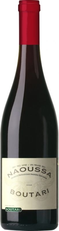 Naoussa Red Dry, 2010, Boutari