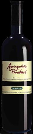 Agiorgitiko Red Dry, 2011, Boutari