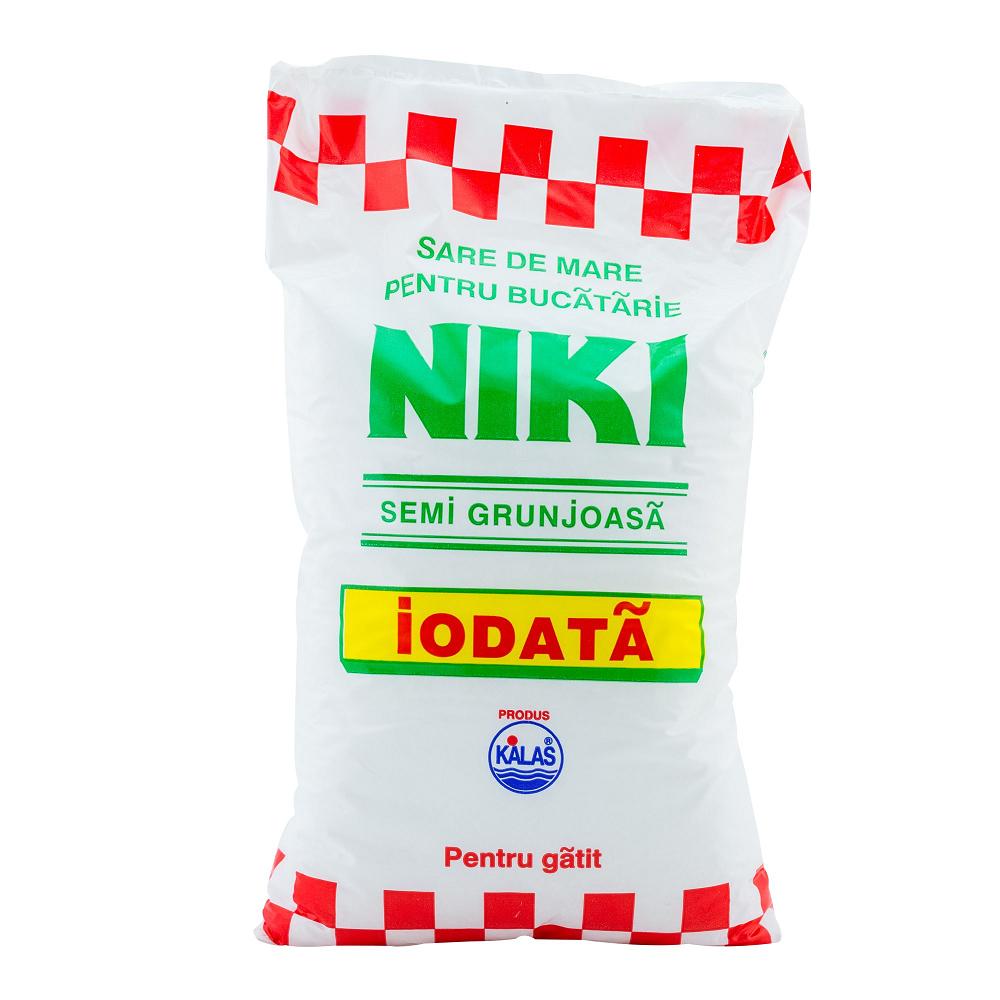 Sare Niki semigrunjoasa 1 kg