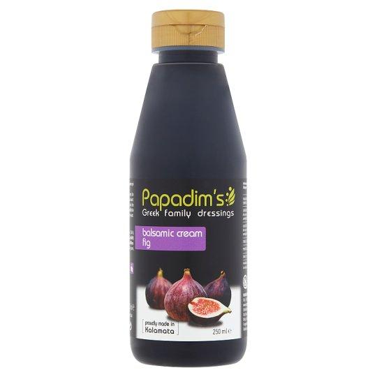 Crema balsamica cu smochine  Papadim's 250ml