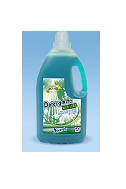 Detergent lichid Saamix