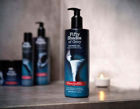 Gel de dus Fifty Shades of Grey - LICHIDARE DE STOC